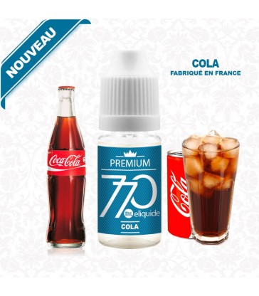 E-Liquide Cola
