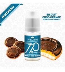 E-Liquide Biscuit Choc-Orange