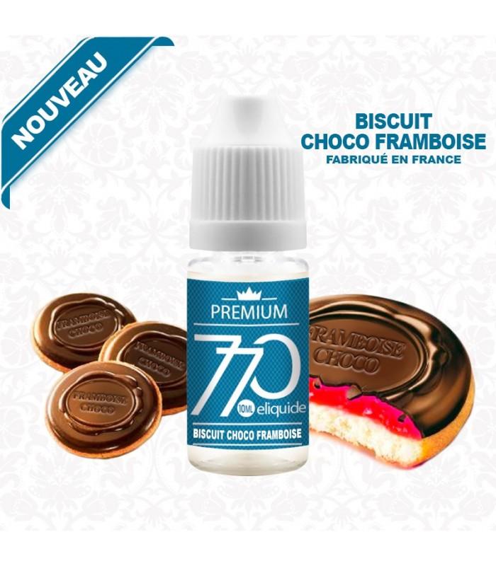 E-Liquide Biscuit Framboise Choco