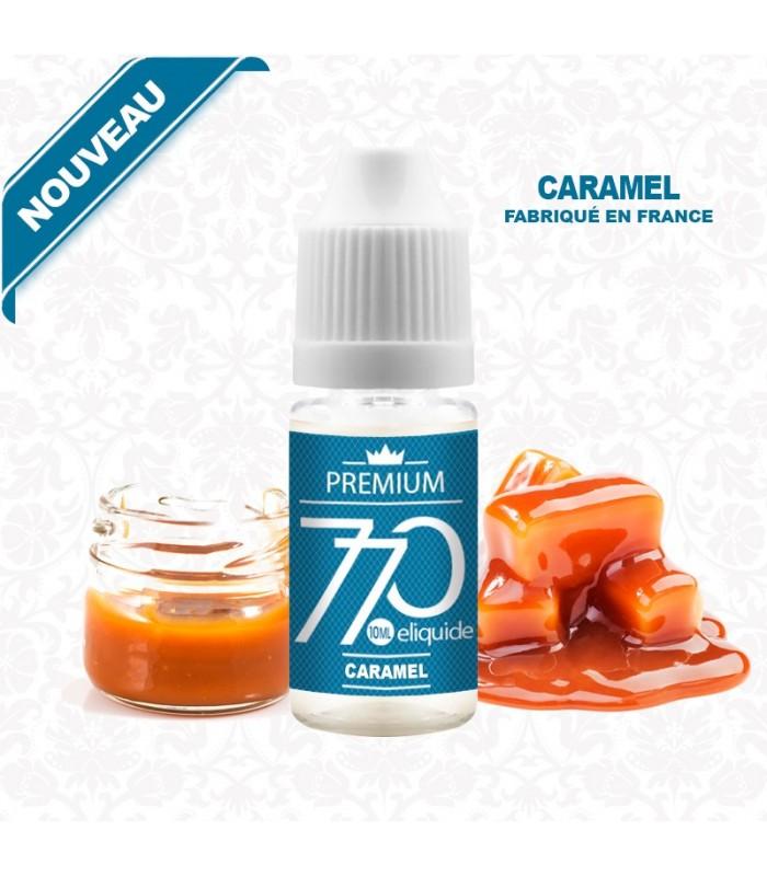 E-liquide CARAMEL 770 PREMIUM 10 ml