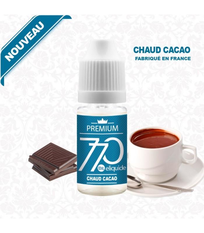 E-Liquide Chaud Cacao