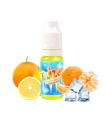 E-liquide FRUIZEE CITRON ORANGE MANDARINE 10 ml