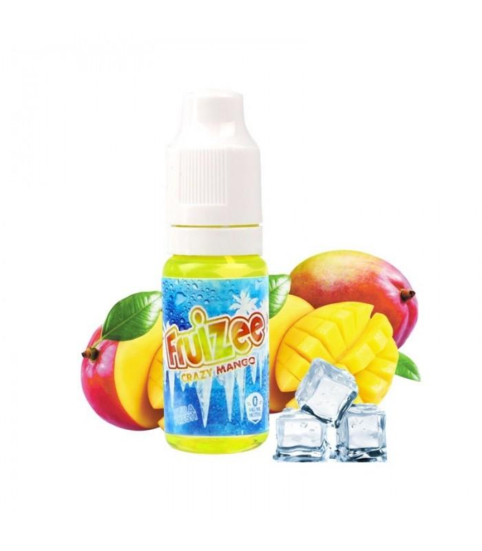 E-liquide Fruizee Crazy Mango 10 ml