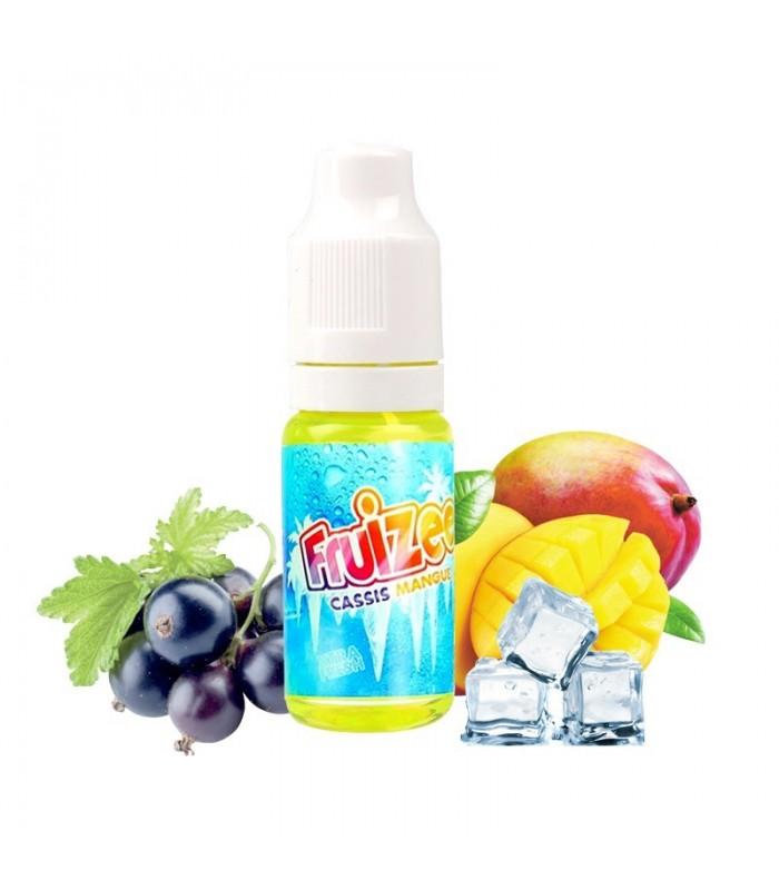 E-liquide CASSIS MANGUE FRUIZEE 10 ml