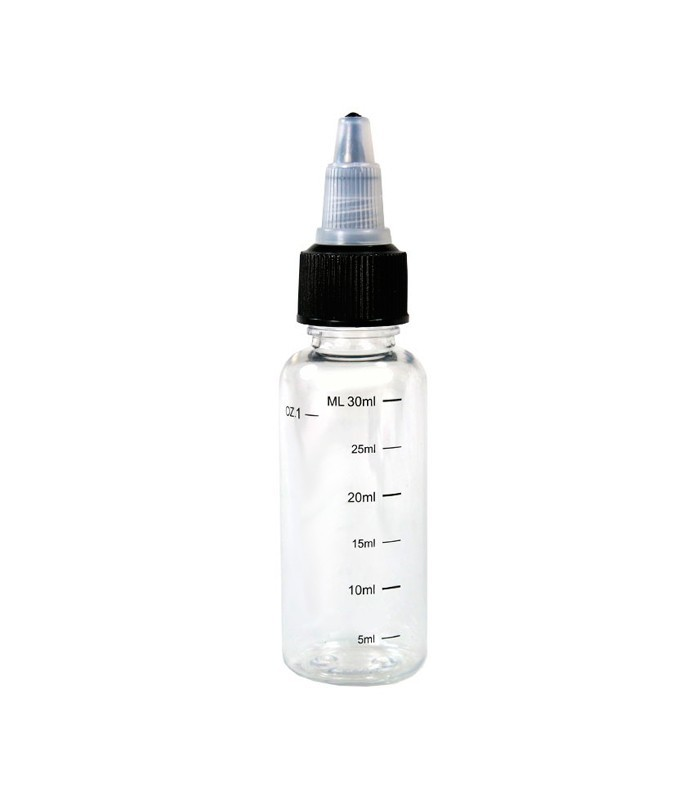 Fiole Twist pour E-liquide et Concentré 30ml