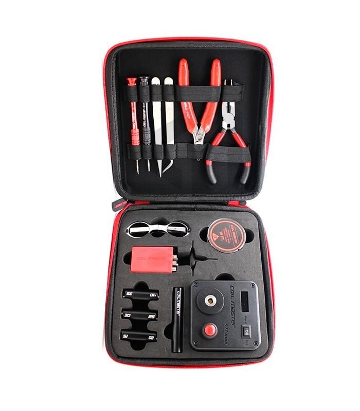 Coffret DIY V3 Coil Master Boîte à outils DIY Vapotage