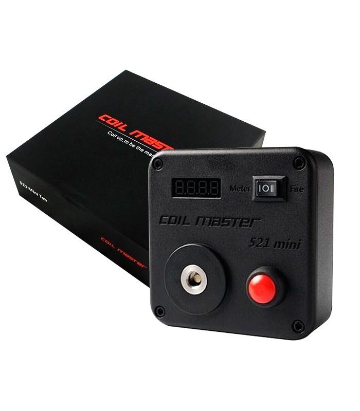 Testeur 521 Tab Mini Coil Master