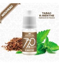E-Liquide Tabac K-Menthe