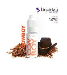 E-Liquide Tabac classique blond COWBOY - Liquideo