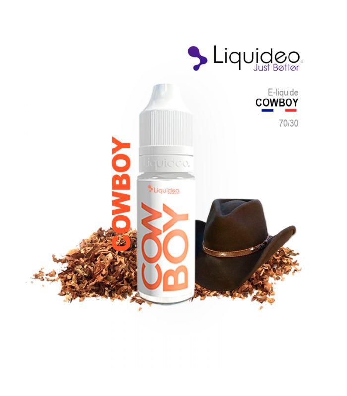 E-Liquide Tabac COWBOY - Liquideo