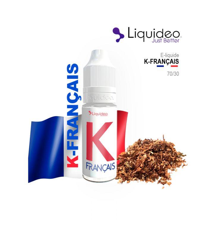 E-Liquide K-FRANCAIS - Liquideo