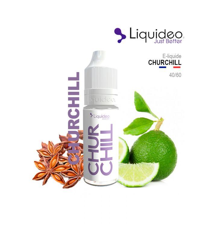 E-Liquide CHURCHILL - Liquideo