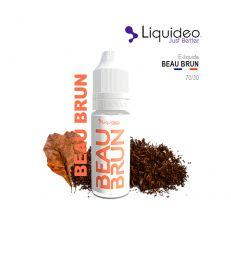 E-Liquide Tabac brun - BEAU BRUN - Liquideo