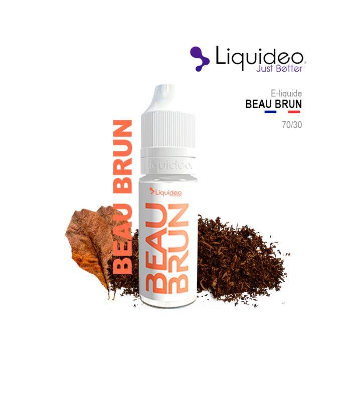 E-Liquide Tabac Brun | BEAU BRUN Liquideo
