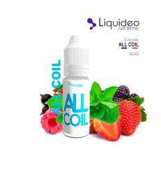 E-Liquide ALL COIL - Liquideo