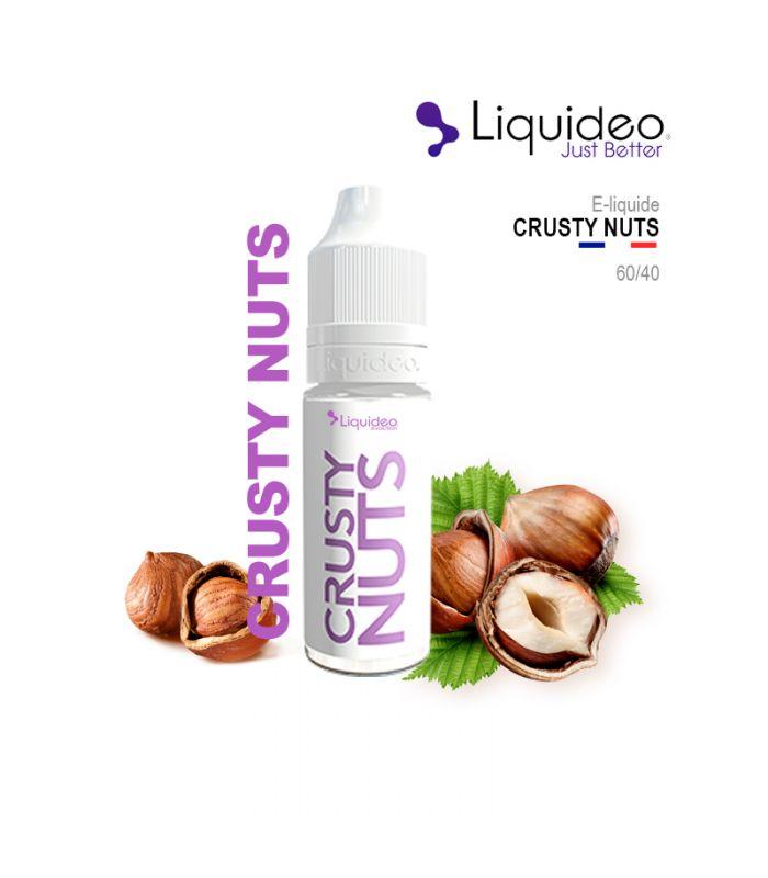 E-Liquide CRUSTY NUTS - Liquideo