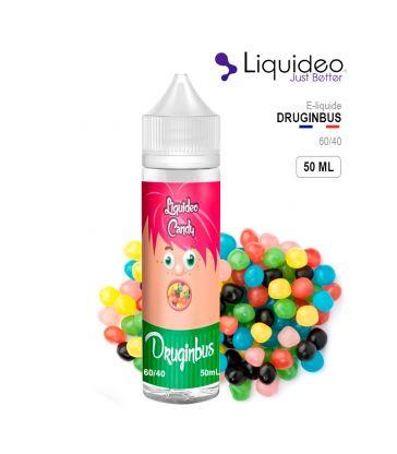 E-Liquide Jelly Beans aux Fruits Acidulés DRUGINBUS - Liquideo