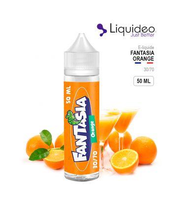 E-Liquide FANTASIA ORANGE - Liquideo