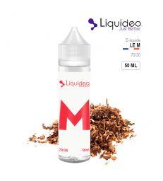 E-Liquide LE M - Liquideo - Tabac Naturel