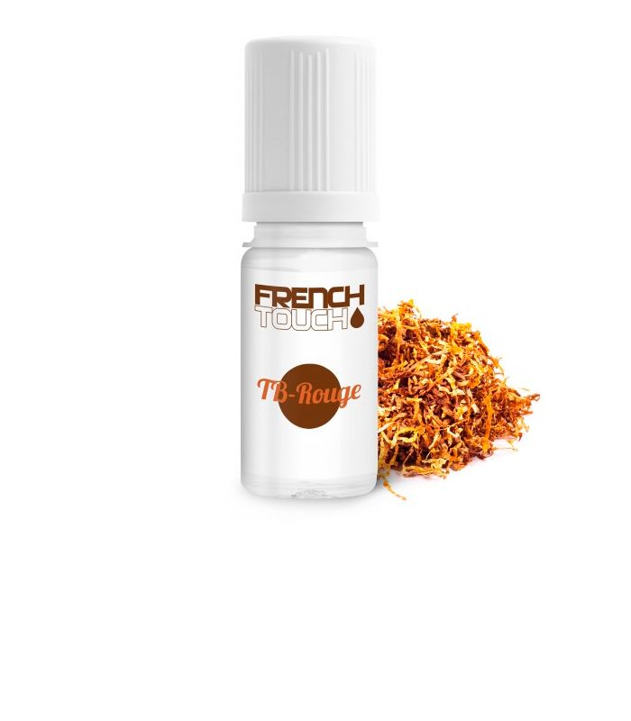 E-LIQUIDE FRENCH TOUCH TABAC ROUGE 10ml