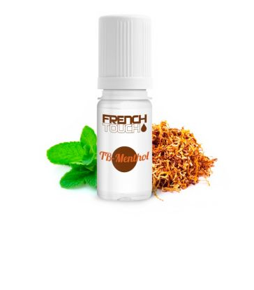 E-LIQUIDE TABAC MENTHOL - FRENCH TOUCH