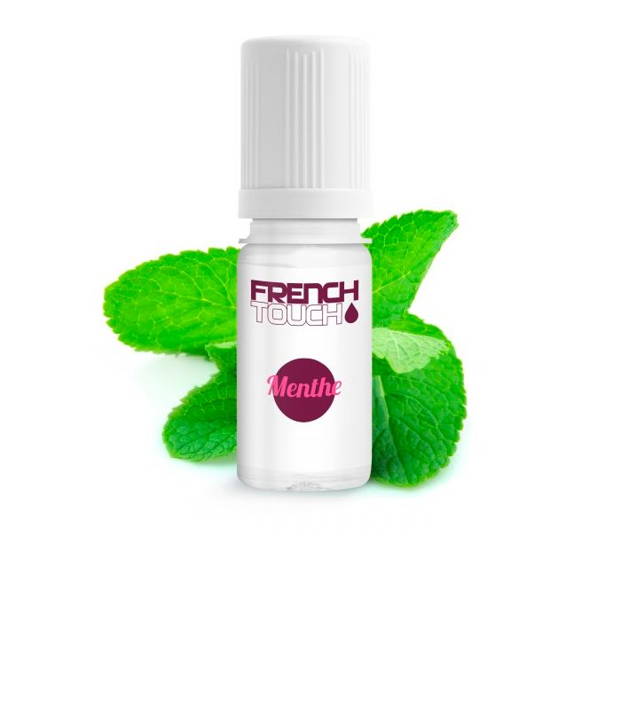 E-LIQUIDE MENTHE - FRENCH TOUCH