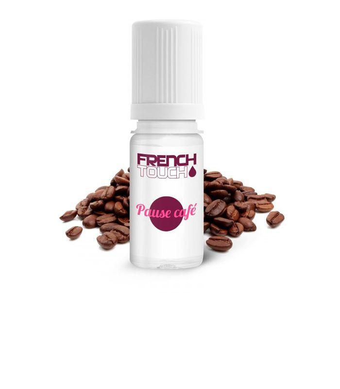E-LIQUIDE FRENCH TOUCH PAUSE CAFÉ 10 ml