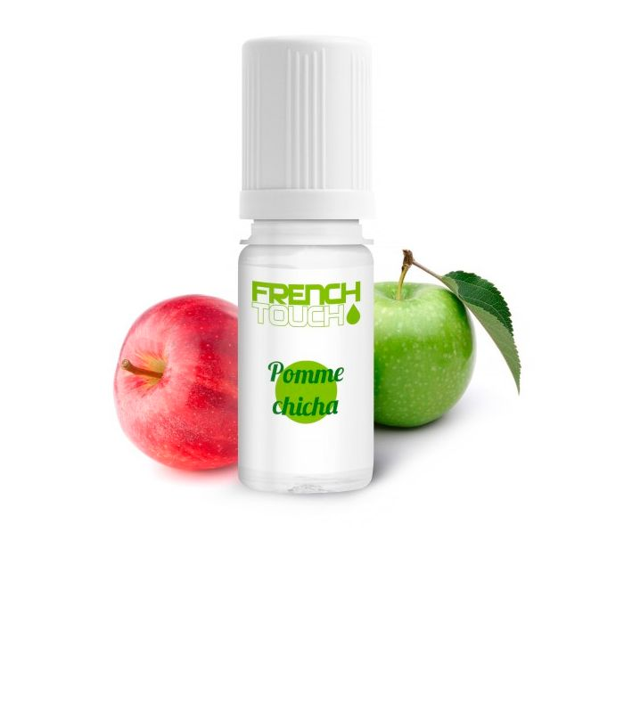 E-LIQUIDE POMME CHICHA - FRENCH TOUCH