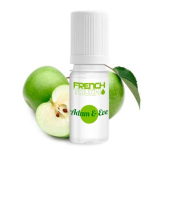 E-LIQUIDE ADAM ET EVE - FRENCH TOUCH