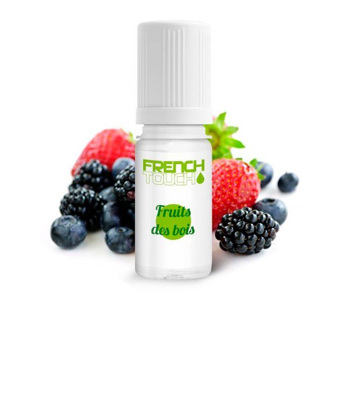 E-LIQUIDE FRENCH TOUCH FRUITS DES BOIS 10 ml