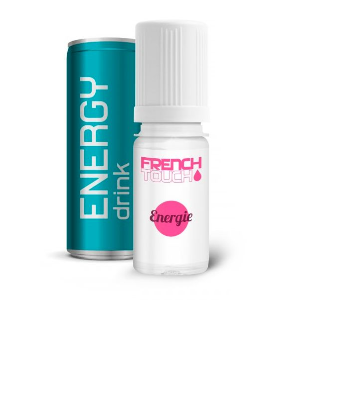 E-LIQUIDE ENERGIE - FRENCH TOUCH