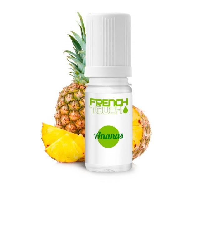E-LIQUIDE FRENCH TOUCH ANANAS 10 ml