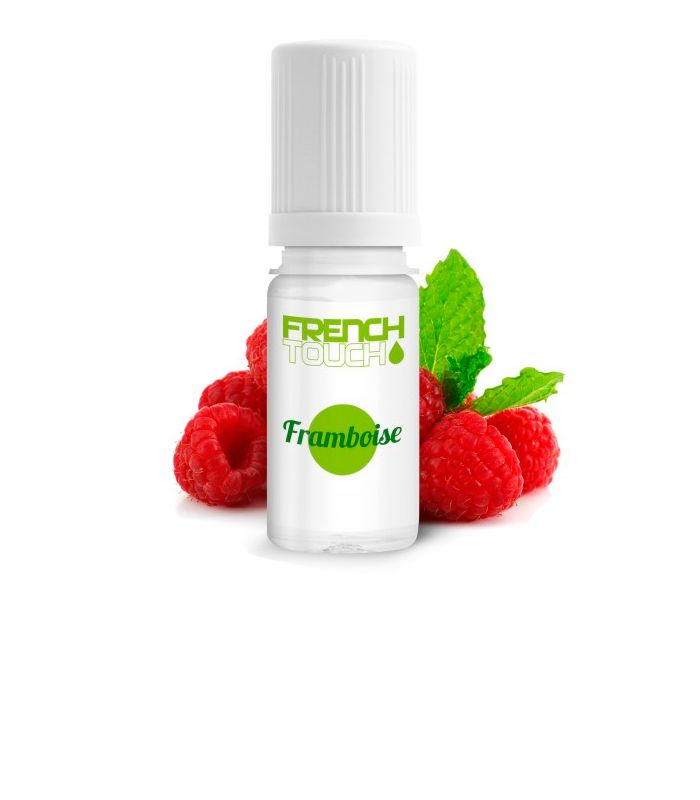 E-liquide French Touch FRAMBOISE 10 ml