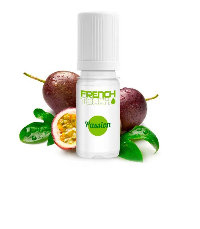 E-liquide French Touch FRUIT DE LA PASSION 10 ml