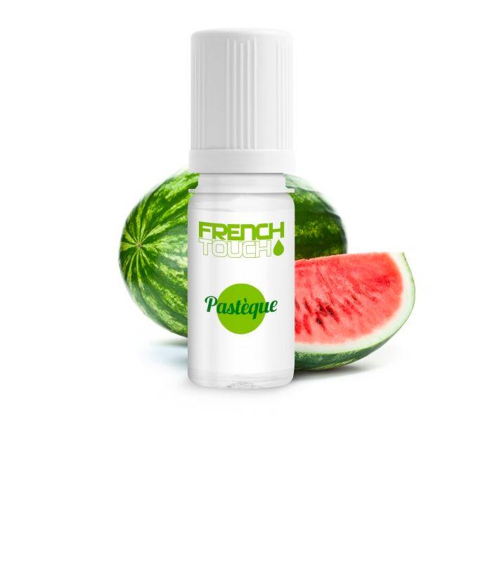 E-liquide French Touch PASTÈQUE 10 ml