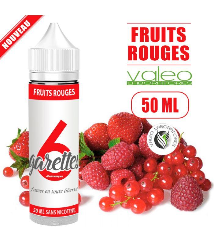 Eliquide FRUITS ROUGES 50ML
