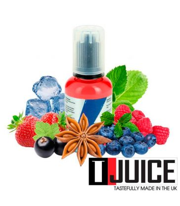 CONCENTRÉ RED ASTAIRE 30ML -  TJUICE