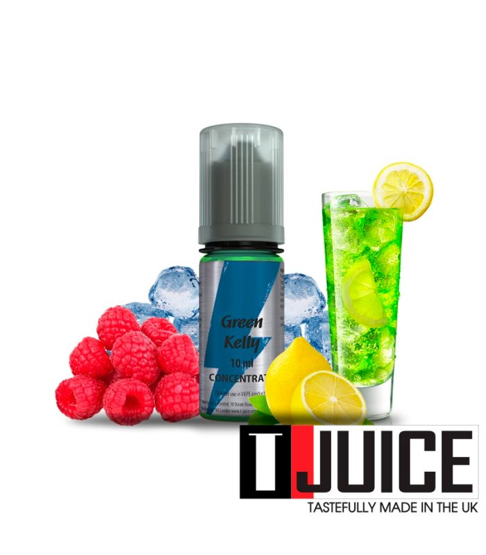 CONCENTRÉ GREEN KELLYT 10ML -  TJUICE