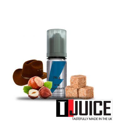 CONCENTRÉ Tabac, Noisette, Sucre de Canne TY-4 10ML - TJUICE