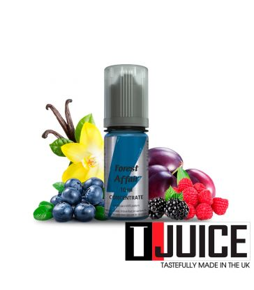 CONCENTRÉ FOREST AFFAIR 10ML -  TJUICE