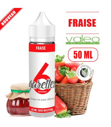 Eliquide FRAISE 50ML