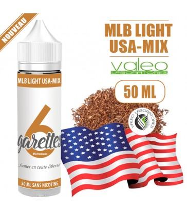 E-liquide MLB Light USA-MIX 50ML