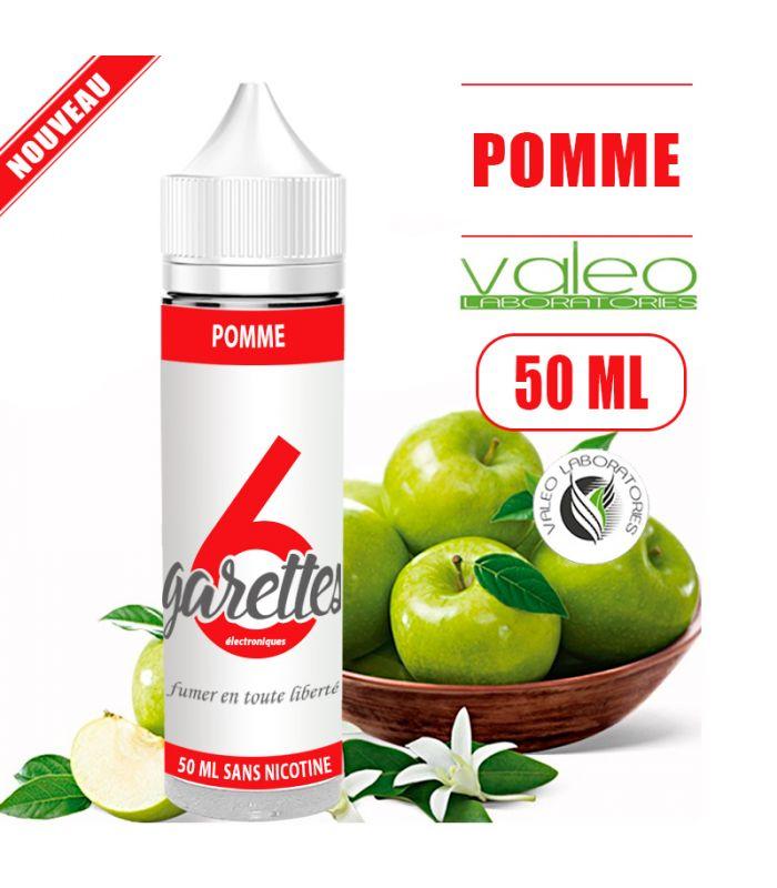 Eliquide POMME 50ML