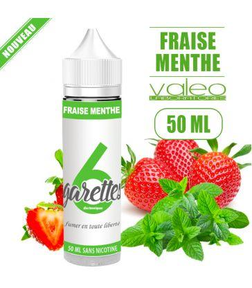 E-liquide FRAISE MENTHE 50ML