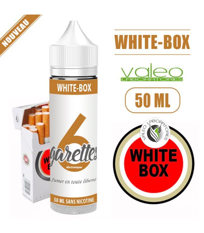 Eliquide WHITE-BOX 50ML