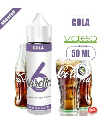 Eliquide COLA 50ML
