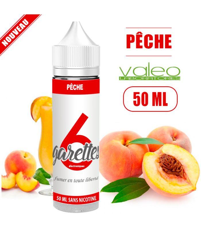 Eliquide PECHE 50ML