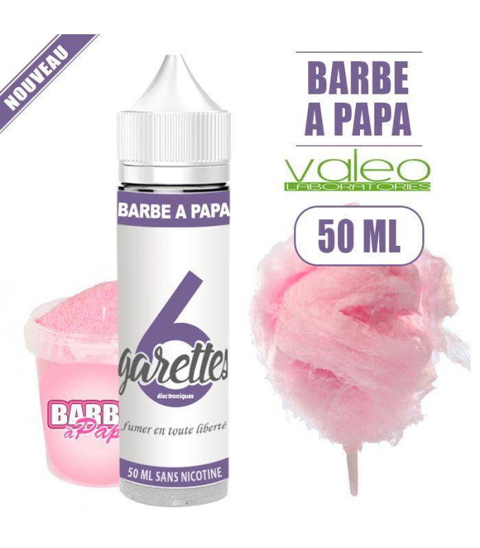 Eliquide BARBE A PAPA 50ML