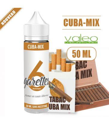 Eliquide CUBA-MIX 50ML