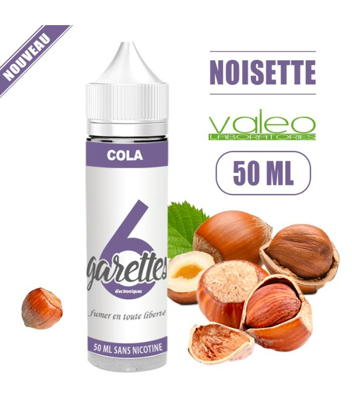 Eliquide NOISETTE 50ML